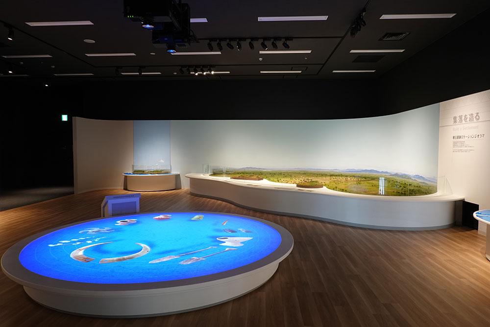 基本展示室1