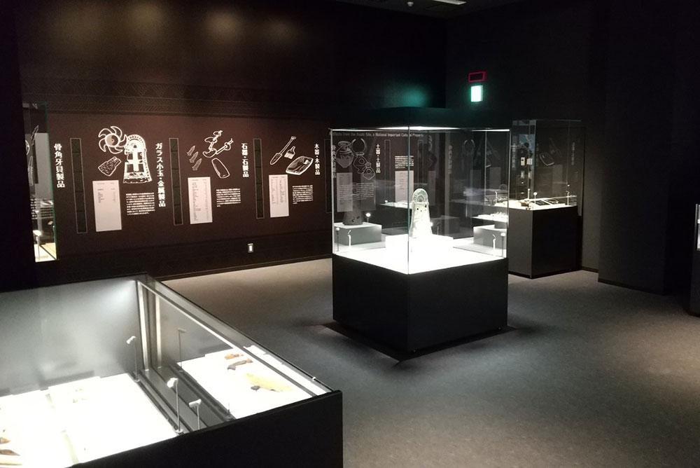 基本展示室2